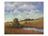 September Fields Print by Mary Jean Weber