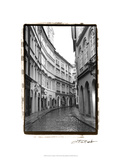 The Streets of Prague I Posters par Laura Denardo