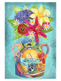 Annapolis Bouquet Poster by Kaeli Smith