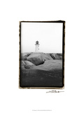 Peggy's Cove Giclee Print by Laura Denardo