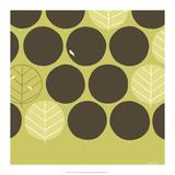 Forest Motif II Prints by Erica J. Vess