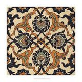 Persian Tile IX Posters