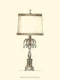 Boudoir Lamp IV Lámina giclée premium