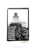 Bug Light, Portland Prints by Laura Denardo