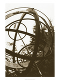 Sunsphere Giclee Print by Meg Mccomb