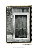 The Doors of Venice I Póster por Laura Denardo
