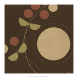 Autumn Orbit I Posters by Erica J. Vess