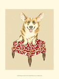 Pampered Pet III Posters by Chariklia Zarris