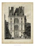 Fontainbleau, Porte Doree Posters par A. Pugin