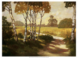 Country Walk II Giclee Print by Graham Reynolds