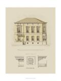 Carlsruhe - Estate and Plan VI Umělecké plakáty