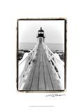 Laura Denardo - Marshall Point Light, Maine - Reprodüksiyon