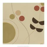 Autumn Orbit III Posters by Erica J. Vess
