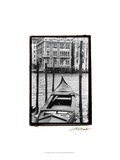 Waterways of Venice III Posters by Laura Denardo