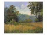View from Grailville Giclee Print by Mary Jean Weber