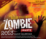 Zombie Smarts - 2013 Box Calendar Calendars