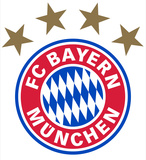 FC Bayern M&#252;nchen Logo wandtattoos