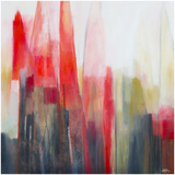 Baroque Spires Giclee Print by Tina Bluefield