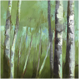 Woods Moment II Giclee Print by  Damon