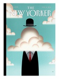 The New Yorker Cover - May 14, 2012 Regular Giclee Print by Bob Staake