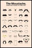 Moustache Prints