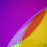Rainbow IV Giclee Print by Michael Banks
