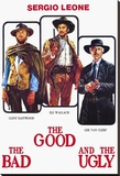 The Good, the Bad and the Ugly Stretched Canvas Print