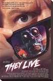 They Live Stretched Canvas Print