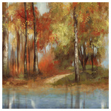 Indian Summer II Prints by Allison Pearce