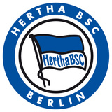 Hertha BSC Logo wandtattoos