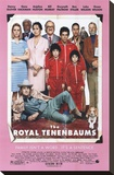 The Royal Tenenbaums Stretched Canvas Print