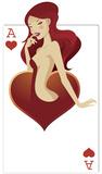 Hearts Babe Silhouettes en carton