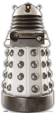 Doctor Who-White Supreme Dalek Cardboard Cutouts