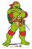 Raphael - Teenage Mutant Ninja Turtles Silhouettes découpées en carton