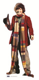 Doctor Who-The Fourth Doctor - Tom Baker Silhouette en carton