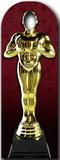 Award Statue Stand-In Lifesize Standup Kartonnen poppen
