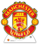 Manchester United-Shield Stand Up