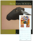 Beth Van Hoesen - 2013 Wall Calendar Calendars