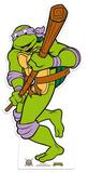 Donatello - Teenage Mutant Ninja Turtles Silhouettes découpées en carton