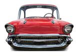 Red Car Small -Stand-In Figura de cartón