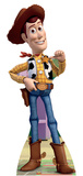 Woody Pappfigurer