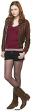 Doctor Who-Amy Pond Pappfigurer