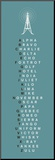 Phonetic Alphabet II Mounted Print by  The Vintage Collection