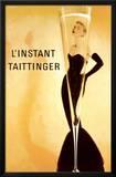 L'Instant Taittinger Art Print