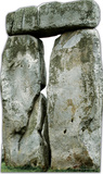 Henge Stonehenge Postacie z kartonu