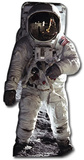 Buzz Aldrin-Astronaut Silhouettes découpées en carton