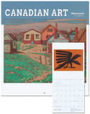 Canadian Art - 2013 Wall Calendar Calendars