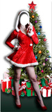 Mrs Christmas -Stand- In Postacie z kartonu