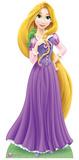Rapunzel Tangled Silhouette découpée