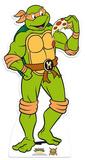 Michelangelo - Teenage Mutant Ninja Turtles Silhouettes découpées grandeur nature